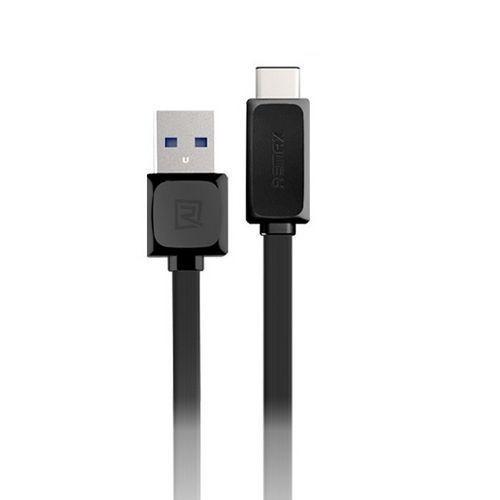 Remax USB3.0 - Type-C kábel 1.0m, fekete