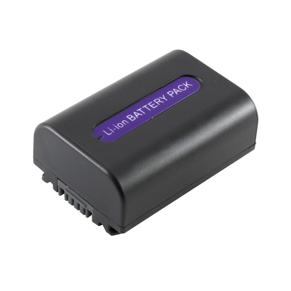 Sony NP-FH50 akkumulátor 1150mAh, utángyártott