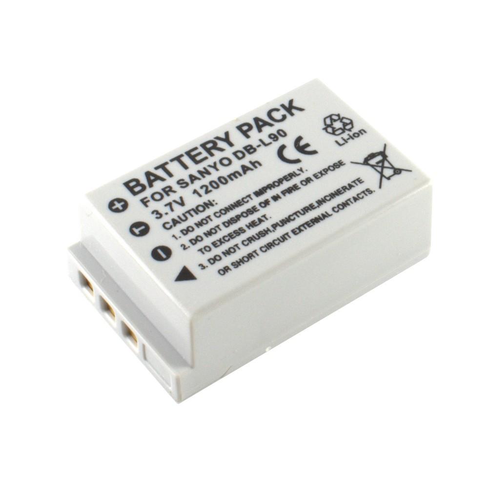 Sanyo DB-L90  akkumulátor 1200mAh utángyártott