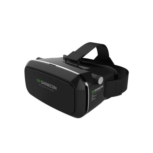 Shinecon G01 VR 3D box okostelefonokhoz + Bluetooth gamepad