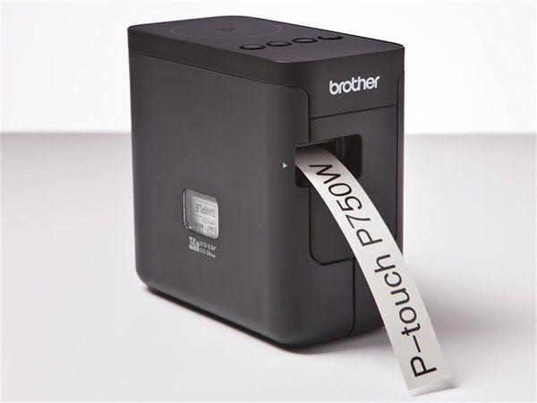 """BROTHER Elektromos feliratozógép, BROTHER """"PT P750W"""""""