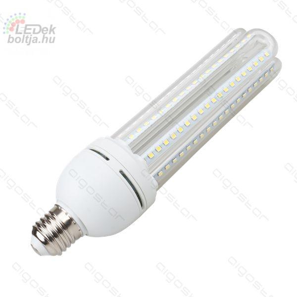 Kukorica LED izzó B5 T4 4U 30W E27 Meleg fehér
