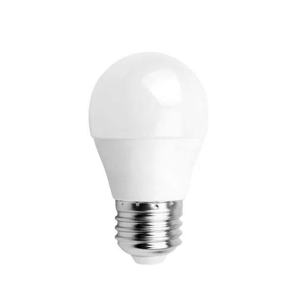 LED izzó G45 E27 6W 270° hideg fehér