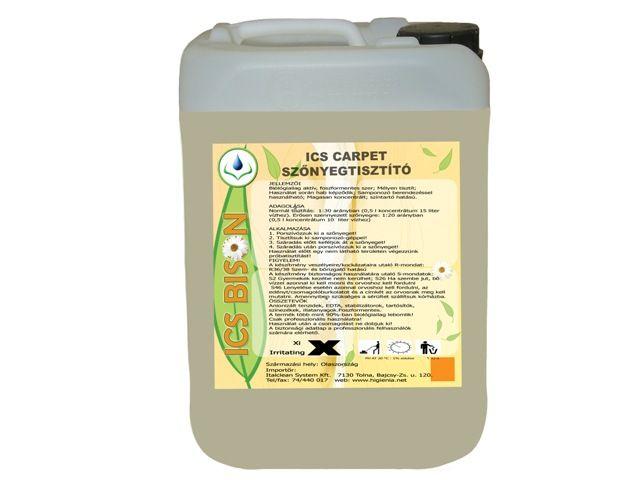 Carpet Szőnyeg - és kárpittisztítószer 10 liter