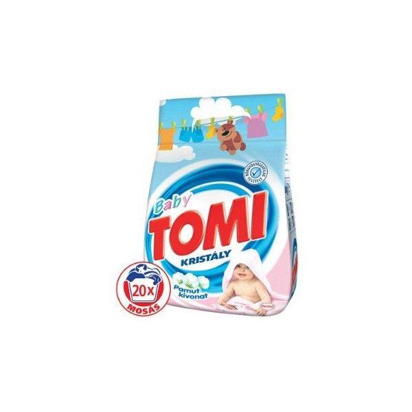 Tomi Kristály kompakt 1.4 kg baby