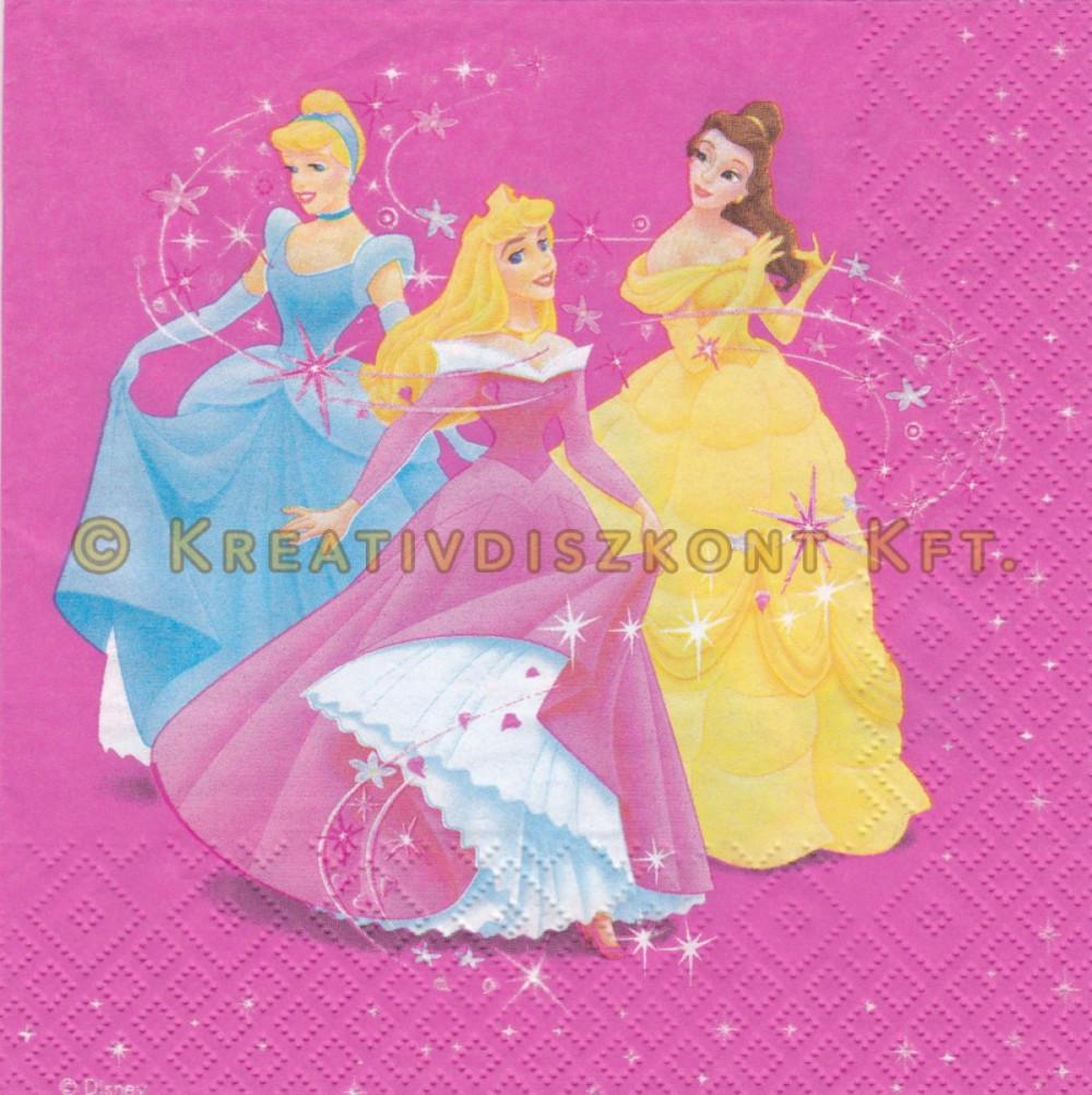 Szalvéta , Disney , Disney hercegnők 2