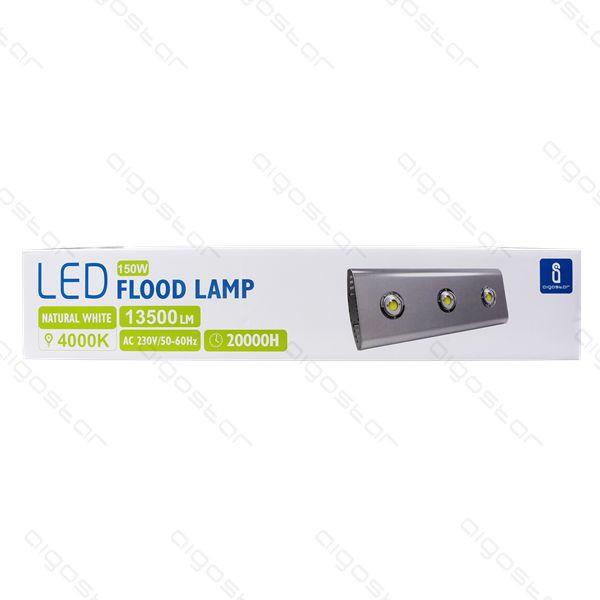 LED Reflektor 150W COB természetes fehér IP65