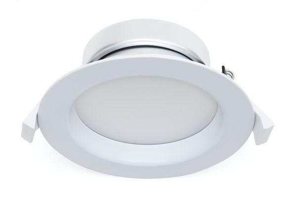 LED beépíthető lámpa E5 Downlight 14W hideg fehér (furat:130mm)