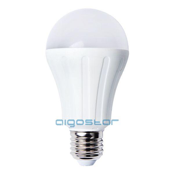 LED izzó A65 E27 11W 180° meleg fehér