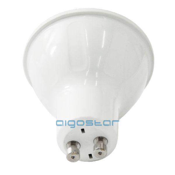 LED izzó GU10 6W COB hideg fehér