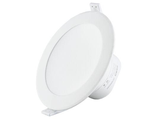 LED beépíthető lámpa E5 Downlight 10W meleg fehér (furat:95mm)