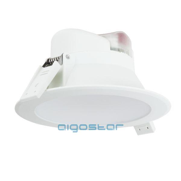 LED beépíthető lámpa E5 Downlight 25W természetes fehér (furat:205mm)