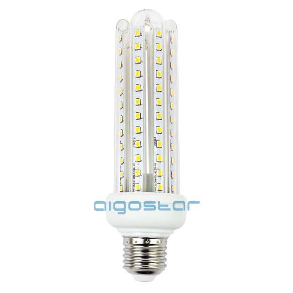 Kukorica LED izzó T4 4U E27 23W hideg fehér