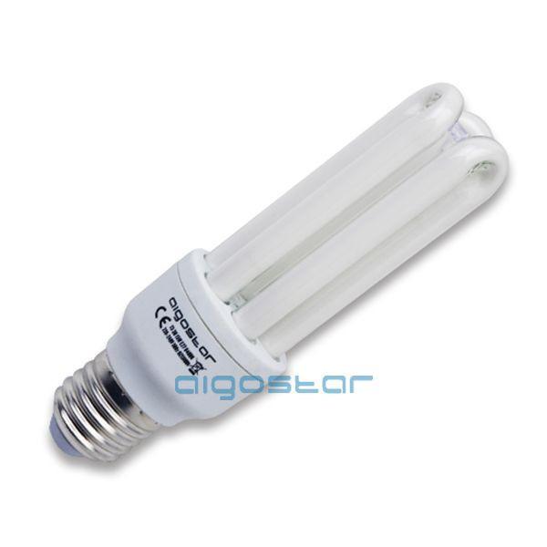Kukorica LED izzó T3 3U E27 10W hideg fehér Tejfehér búrával