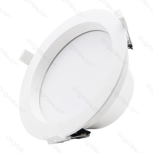 LED beépíthető lámpa E5 Downlight 21W hideg fehér (furat:175mm)