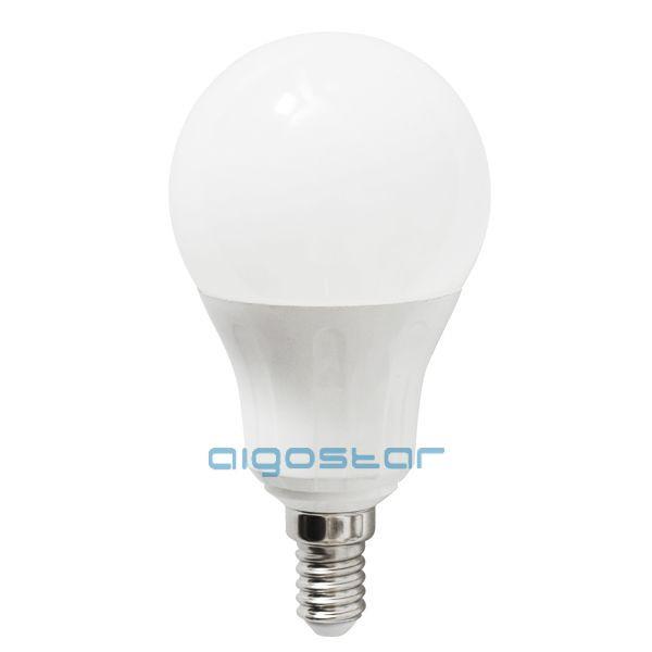 LED izzó A60 E14 6W 280° meleg fehér
