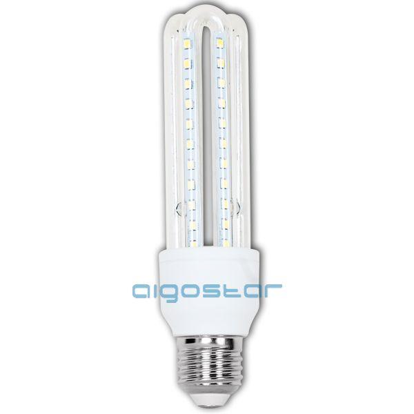 Kukorica LED izzó 12W E27  hideg fehér