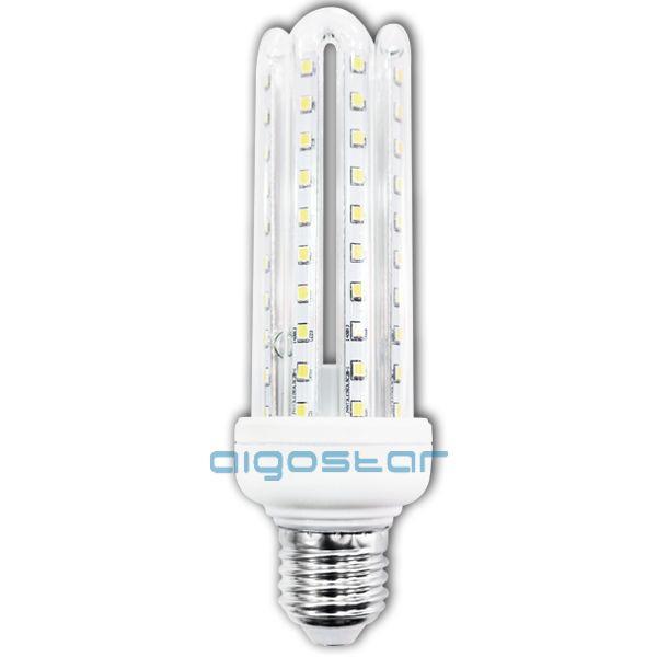 Kukorica LED izzó 12W E27  meleg fehér