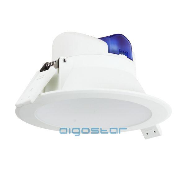 LED beépíthető lámpa E5 Downlight 15W hideg fehér (furat:125mm)