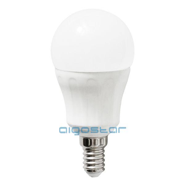 LED izzó P45 E14 6W 270° meleg fehér