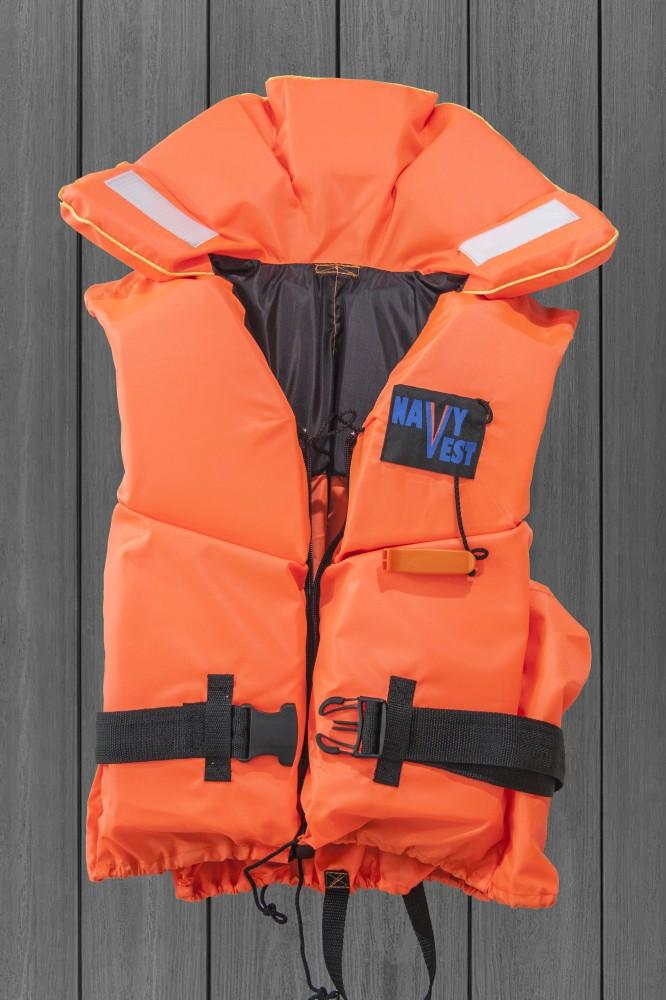 Navyvest mentőmellény (50-70kg)