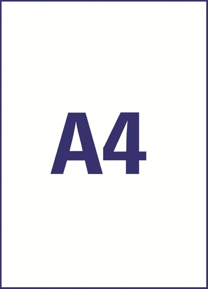 Avery Zweckform No. 2573-60 tintasugaras 210 x 297 mm (A4) méretű, 160 g -os hagyományos fényes fotópapír - 60 ív / doboz (Avery 2573-60)