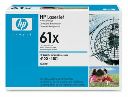 HP C8061X toner cartridge - fekete (Hewlett-Packard C8061X)