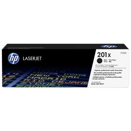 HP CF400X festékkazetta (No. 201X) - fekete (Hewlett-Packard CF400X)