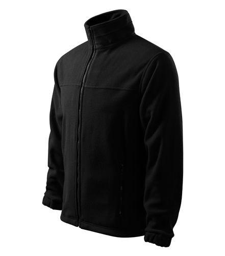Fekete polar pulover