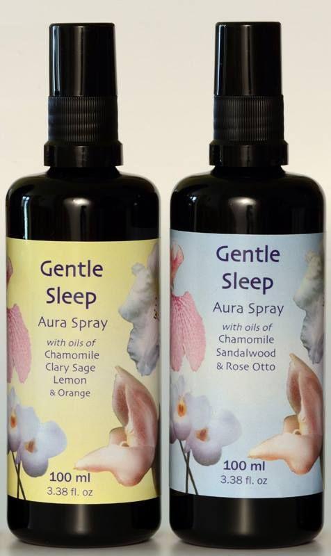 Gentle Sleep Aura Spray - Nyugodt alvás