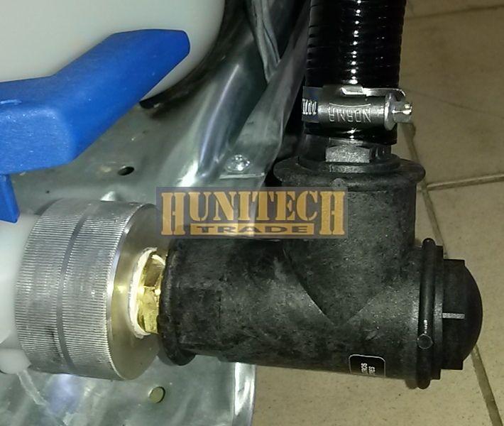 IBC gázolajtartály, ADR-rel 1000 literes + SE-50 gázolajszivattyú, 230V. 1000A kit