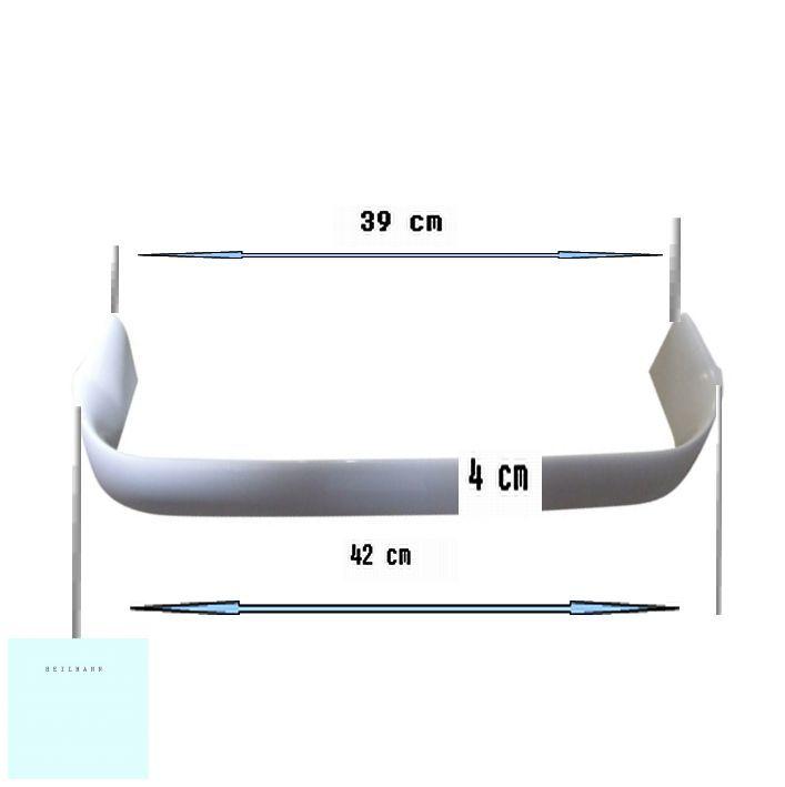 Zanussi - Electrolux italtartó korlát alacsony 206195322/6 eredeti  (42 x 4 cm) Pl.: ZC244R ; ZT162 R ; ZC194R