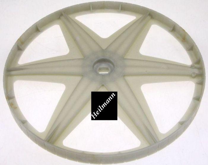 Candy - Hoover mosógép műanyag laposszíjtárcsa 46004459, 46004414  ( jelenleg műanyag helyett erősebb fém rendelhető )