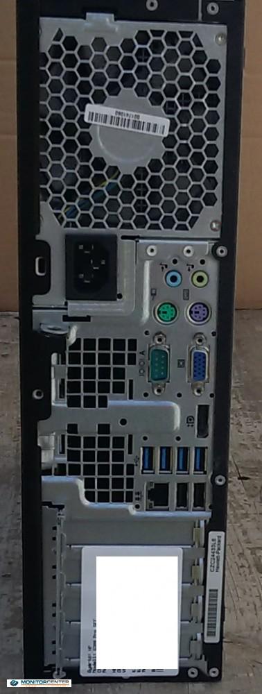 HP Compaq 6300 Pro  Core i5-3470 / 4GB DDR3 / 120GB SSD /  DVD-RW + Windows 7