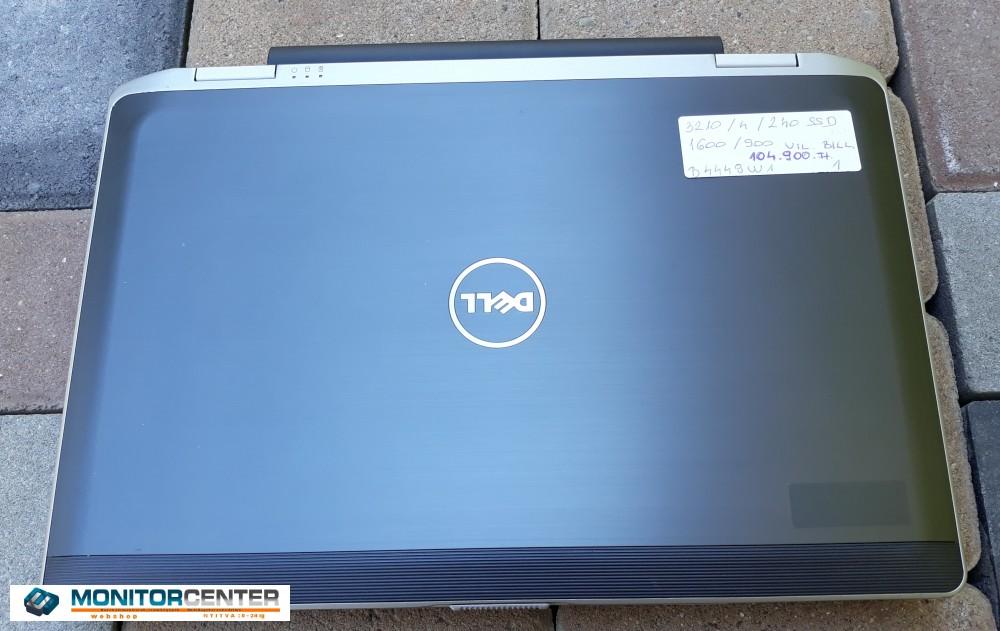 DELL Latitude E6430 Használt laptop 1600*900