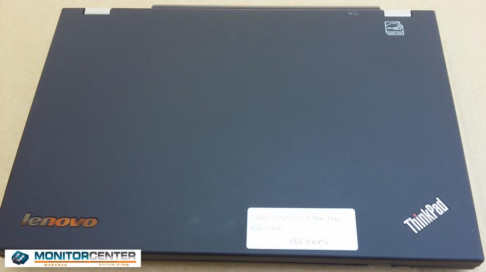 Lenovo Thinkpad T430 használt laptop +SSD