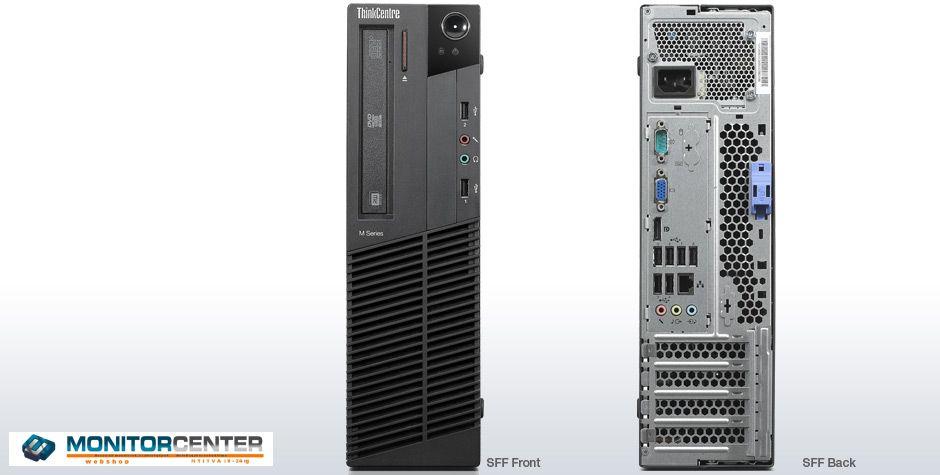 Lenovo ThinkCentre M91p SFF használt számítógép