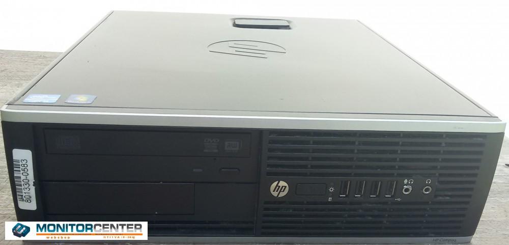 HP Compaq 6300 Pro  Core i5-3470 / 8GB DDR3 / 120GB SSD /  DVD-RW + Windows 10