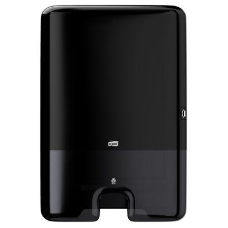 Tork 552008 adagoló Interfolded hajtogatású kéztörlőhöz, fekete H2