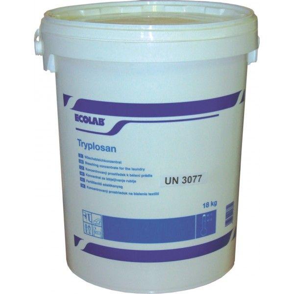 Tryplosan Mosodai klórbázisú fertőtlenítőszer 17 kg