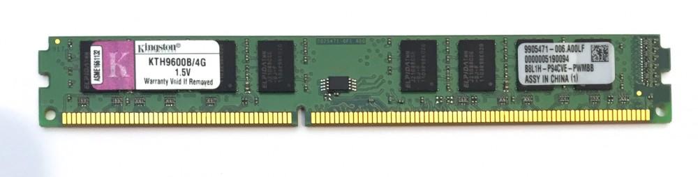 4Gb DDR3 1333Mhz memória RAM PC3-10600 1.5V asztali számítógépbe
