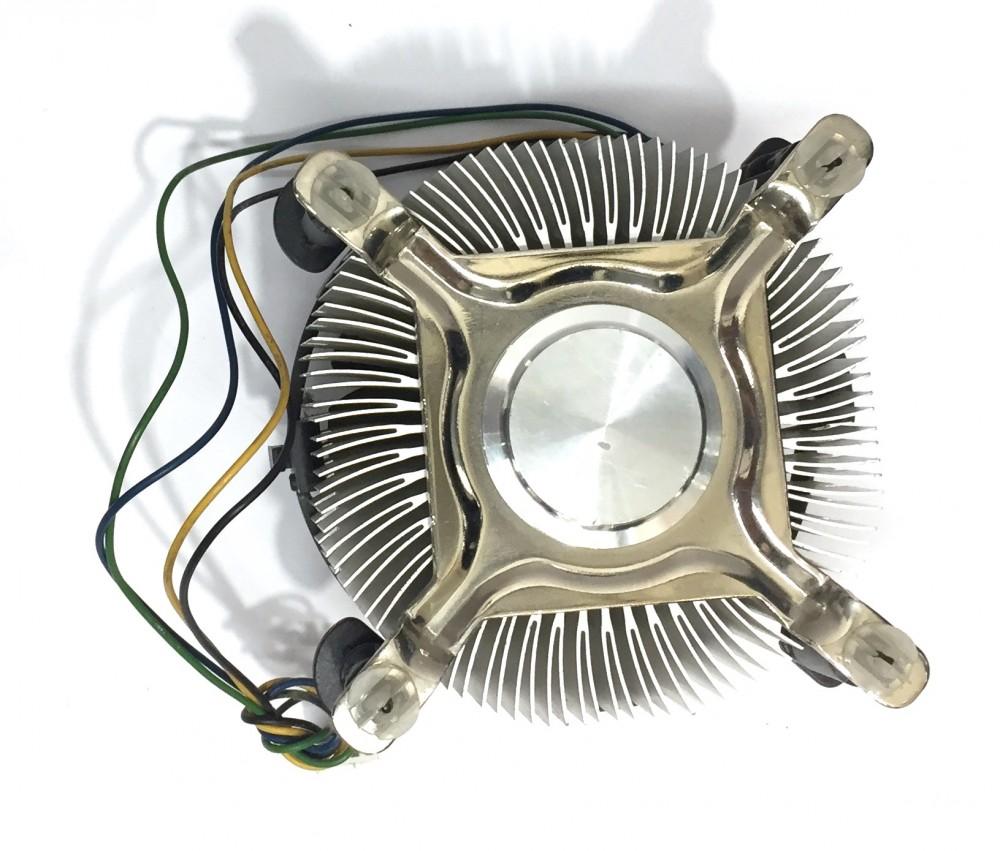 Intel gyári ALU processzorhűtő LGA775 magas profilú processzor CPU hűtő