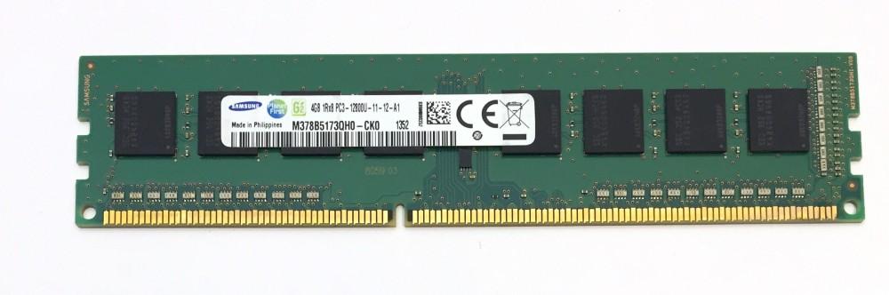 4Gb DDR3 1600Mhz memória RAM PC3-12800 1.5V  asztali számítógépbe