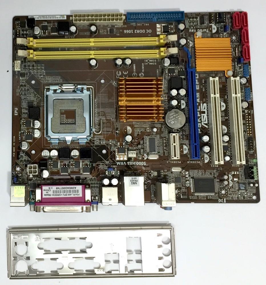 Asus_P5G41TM_LX_LGA775_hasznalt_alaplap_DDR3_PCI