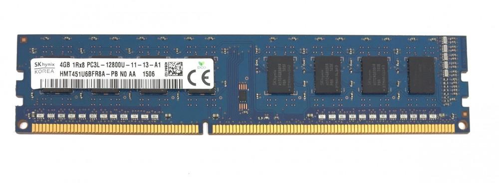 ADATA  4Gb DDR3L 1600Mhz memória RAM PC3L-12800 1.35V asztali gépbe