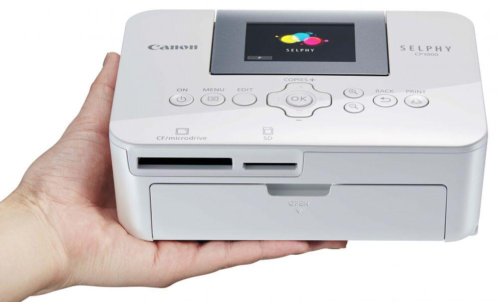 Canon SELPHY CP1000 fotónyomtató
