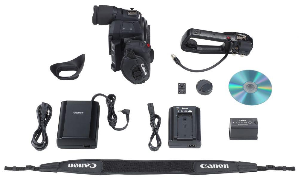 Canon EOS C100 mark II + ajándék Atomos Ninja Blade* + ajándék**