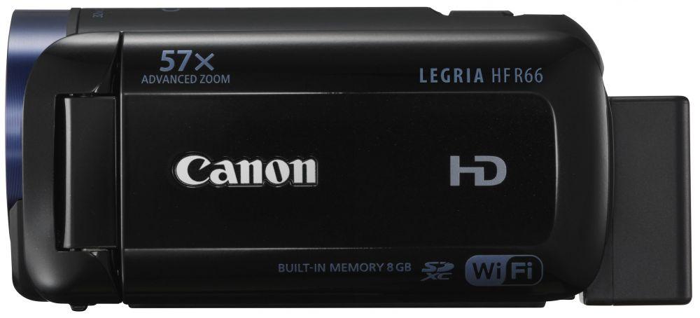 Canon LEGRIA HF R66 (WiFi + NFC)
