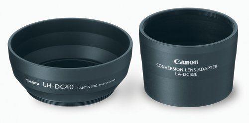Canon LAH-DC20 napellenző + közgyűrű készlet