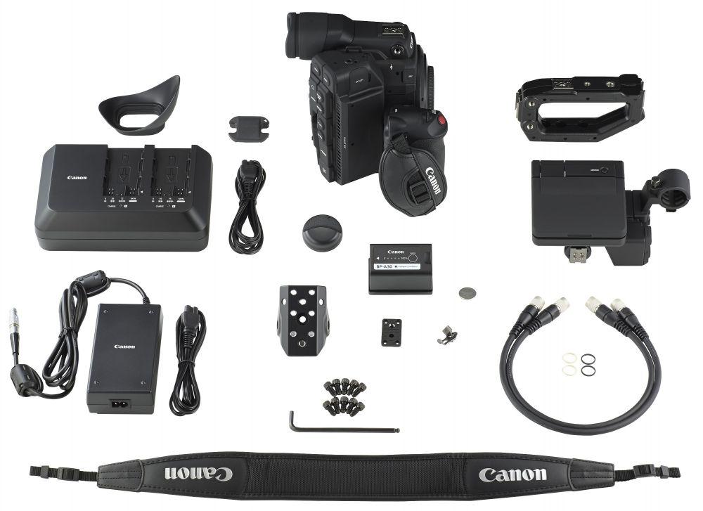 Canon EOS C300 mark II (4K) - 2 év garanciával
